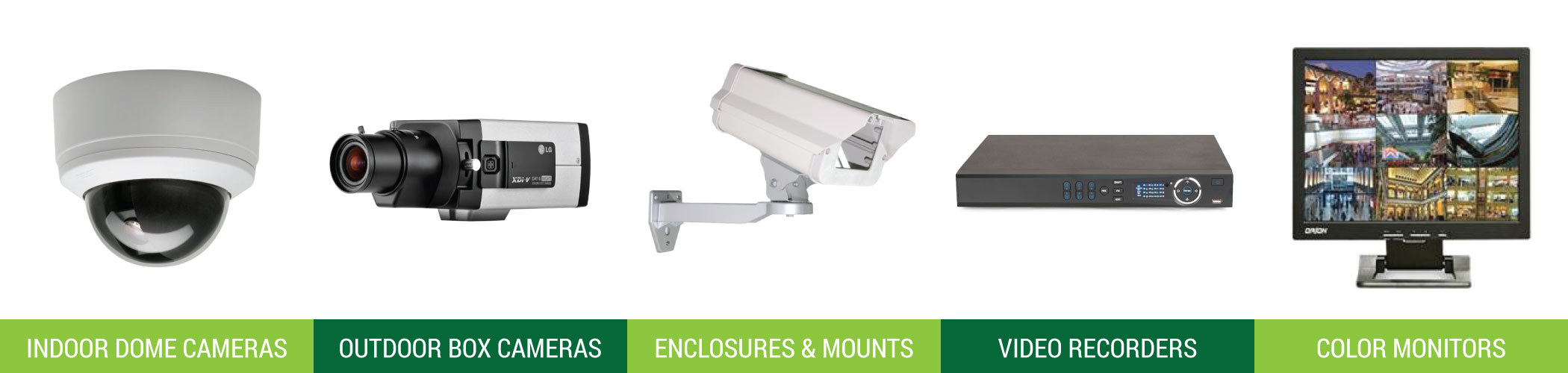 Security Camera Access System