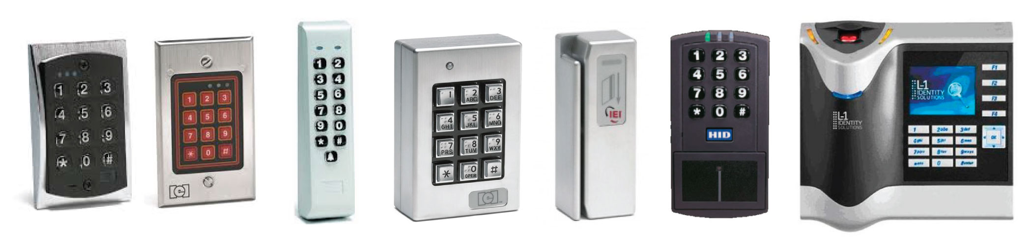Security Access Keypad